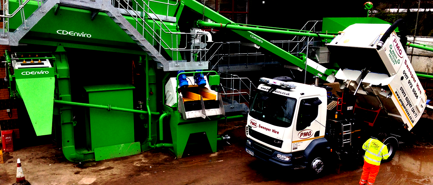 PMG Waste Recycling Plant