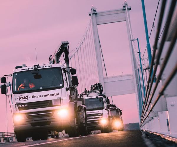 PMG Tanker Hire Bristol