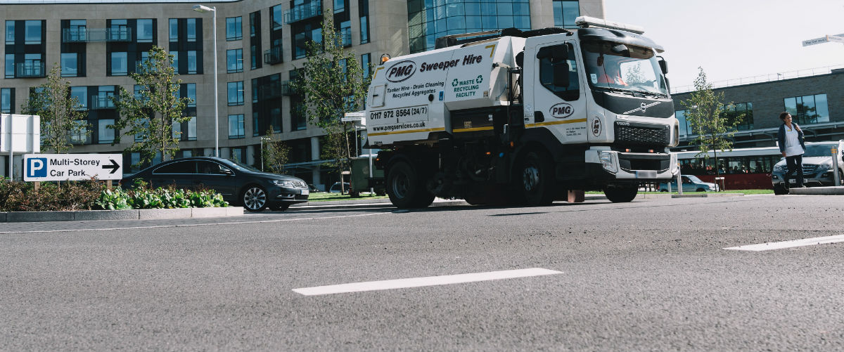 PMG road sweeper - privacy policy