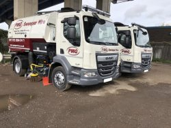 New vehicles - PMG Services